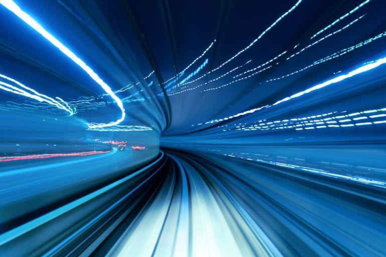 vitesse VPN Internet NAS 770x513 - NAS et agrégation de liens... attention aux préjugés