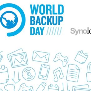 world backup day synology 293x293 - NAS Synology et règle de sauvegarde 3-2-1
