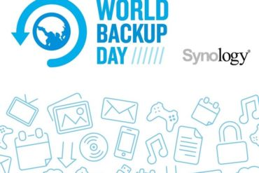 world backup day synology 370x247 - NAS Synology et règle de sauvegarde 3-2-1