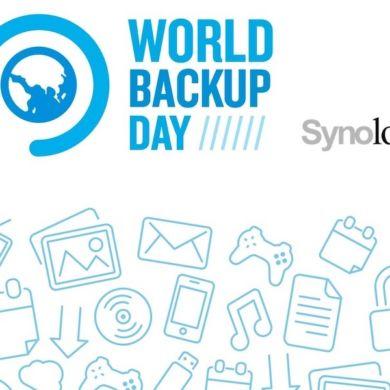 world backup day synology 390x390 - NAS Synology et règle de sauvegarde 3-2-1