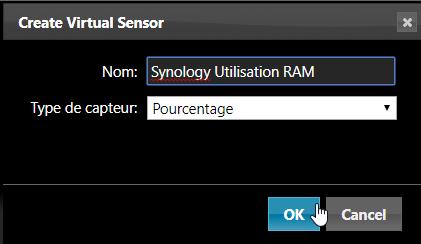 Domoticz monitoring nas 10 - Domoticz - Monitorer son NAS Synology