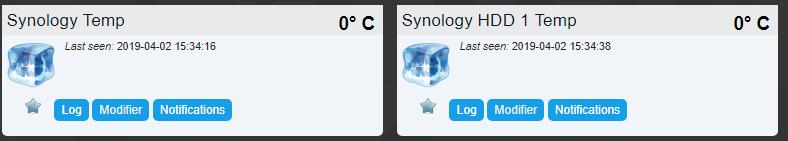 Domoticz monitoring nas 13 - Domoticz - Monitorer son NAS Synology