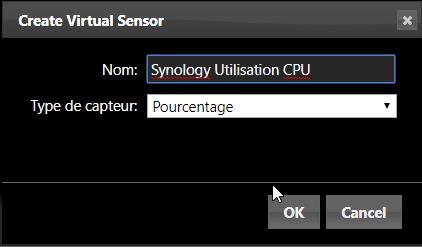 Domoticz monitoring nas 19 - Domoticz - Monitorer son NAS Synology
