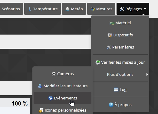 Domoticz monitoring nas 21 - Domoticz - Monitorer son NAS Synology