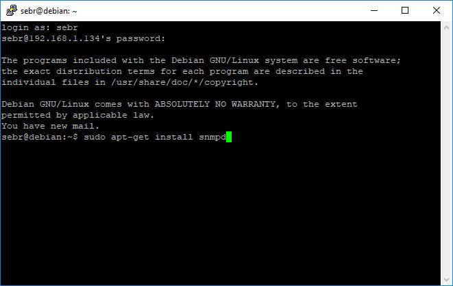 Domoticz monitoring nas 4 - Domoticz - Monitorer son NAS Synology