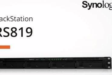 RS819 370x247 - Synology lance le RS819