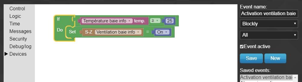 Ventilation baie info 12 - Domoticz - DIY automatiser la ventilation de votre baie informatique