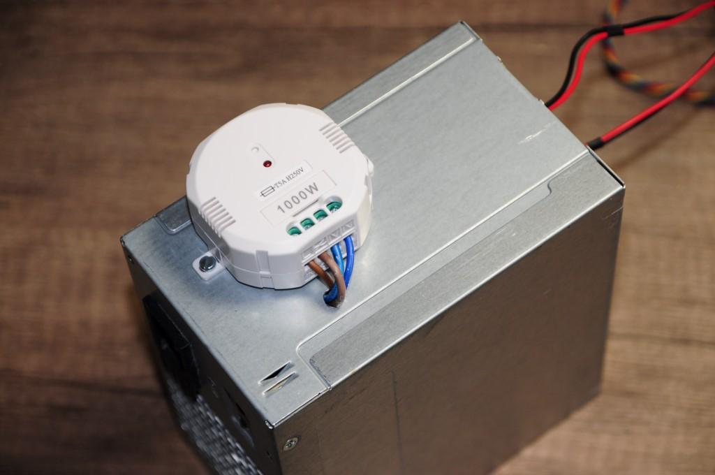 Ventilation baie info 6 - Domoticz - DIY automatiser la ventilation de votre baie informatique