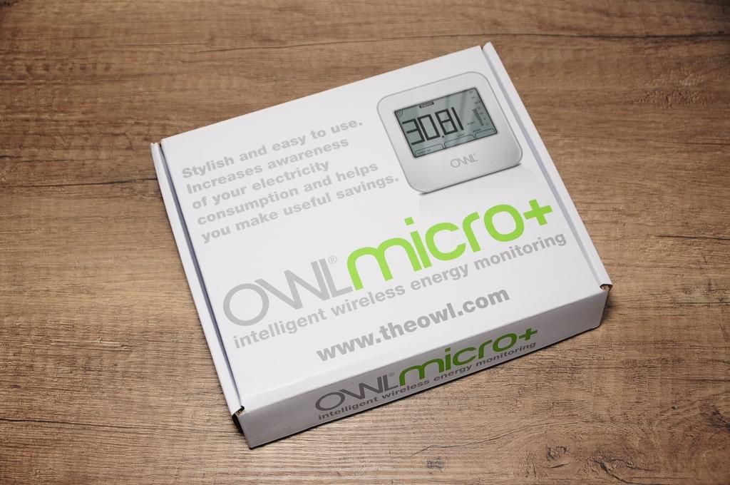 owl cm180 1 - Domoticz - OWL CM 180 votre consommation électrique en temps réel (sans Linky)