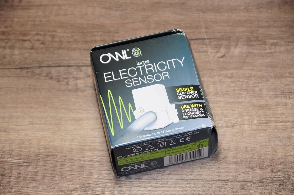 owl cm180 10 - Domoticz - OWL CM 180 votre consommation électrique en temps réel (sans Linky)