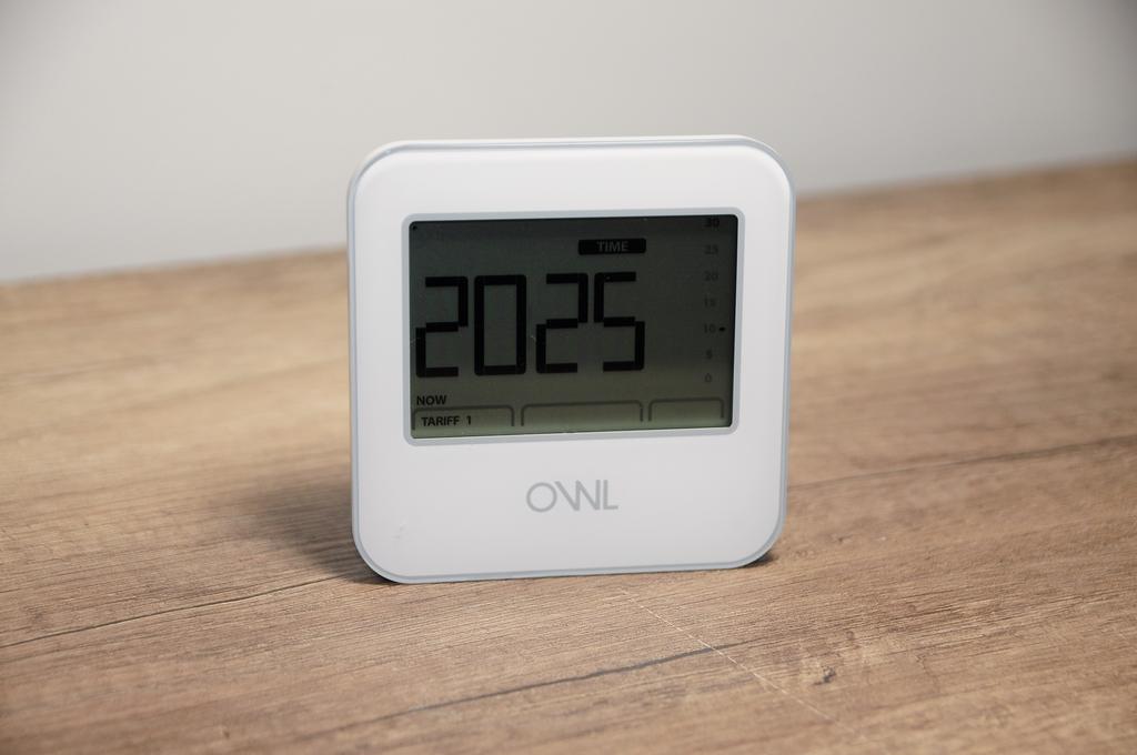 owl cm180 15 - Domoticz - OWL CM 180 votre consommation électrique en temps réel (sans Linky)