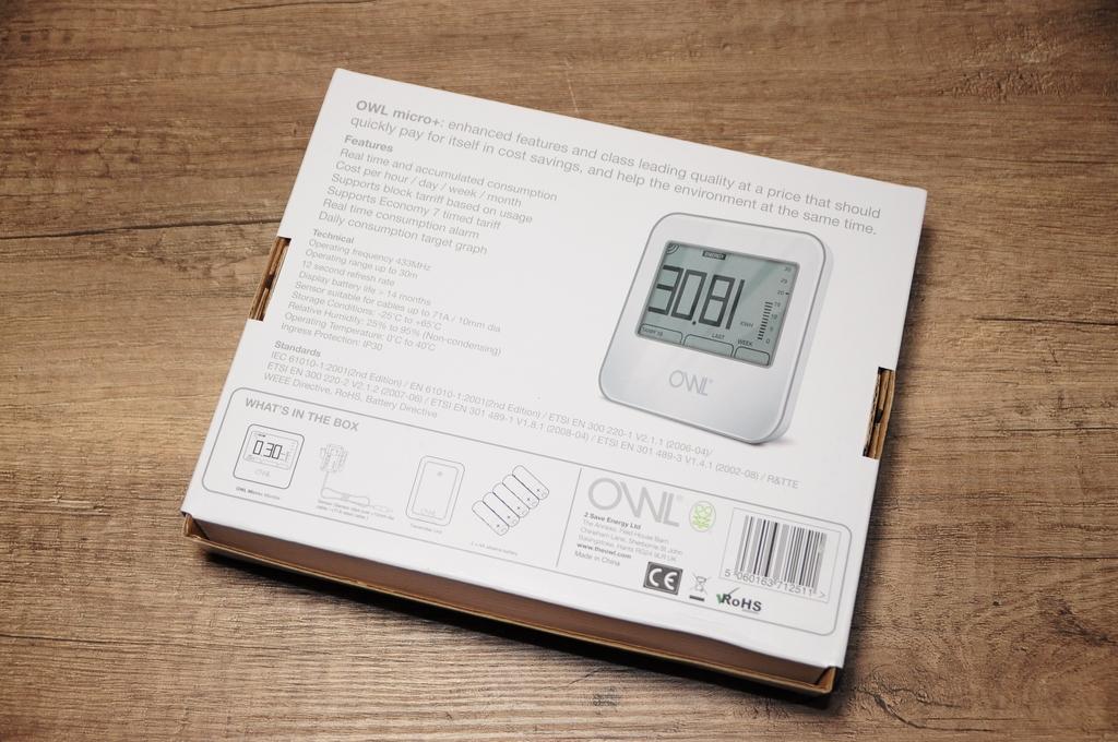 owl cm180 2 - Domoticz - OWL CM 180 votre consommation électrique en temps réel (sans Linky)
