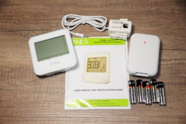 owl cm180 3 370x247 - Domoticz - OWL CM 180 votre consommation électrique en temps réel (sans Linky)