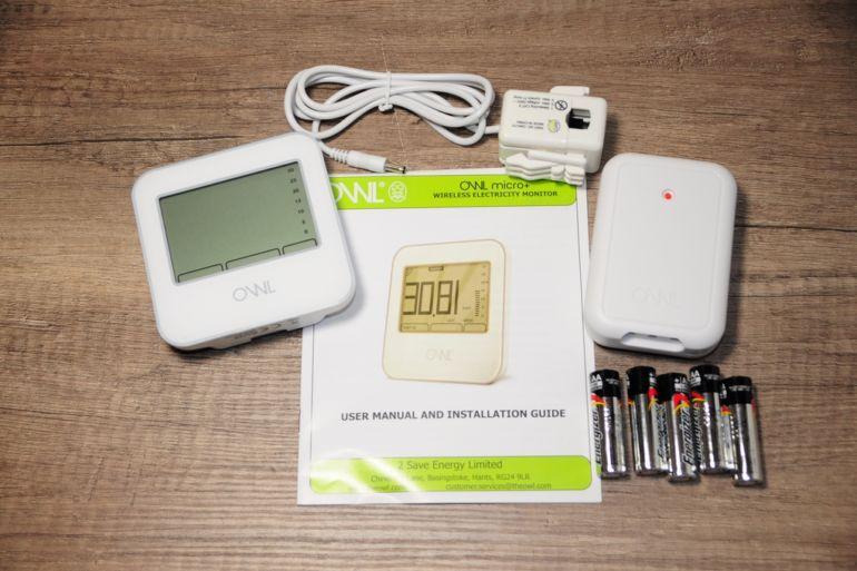 owl cm180 3 770x513 - Domoticz - OWL CM 180 votre consommation électrique en temps réel (sans Linky)