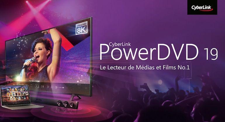powerdvd 19 770x419 - PowerDVD 19 est disponible : vidéos 8K et 64 bits en natif