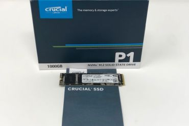 test crucial p1 370x247 - Test du Crucial P1 1To (NVMe)