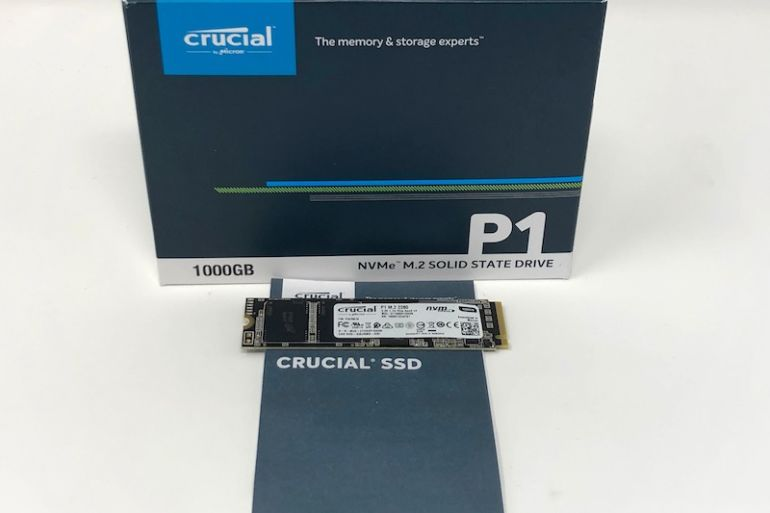 test crucial p1 770x513 - Test du Crucial P1 1To (NVMe)