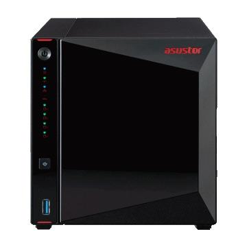 Nimbustor 4 - NAS - Asustor annonce 3 nouvelles séries : 2,5 Gbit/s, DDR4... pour certains du HDMI 2.0a