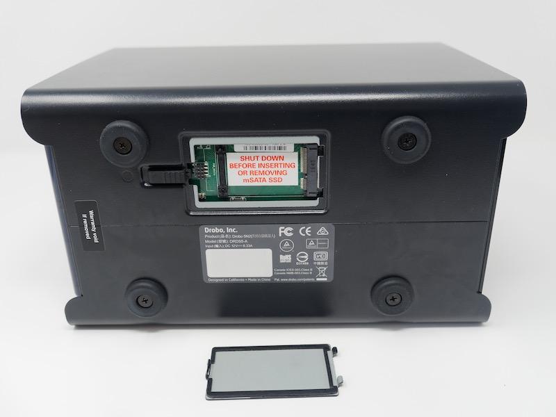 P5180075 - NAS - Test du Drobo 5N2