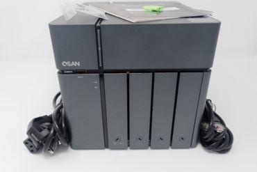 QSAN XN7004T 370x247 - NAS - Test du QSAN XN7004T