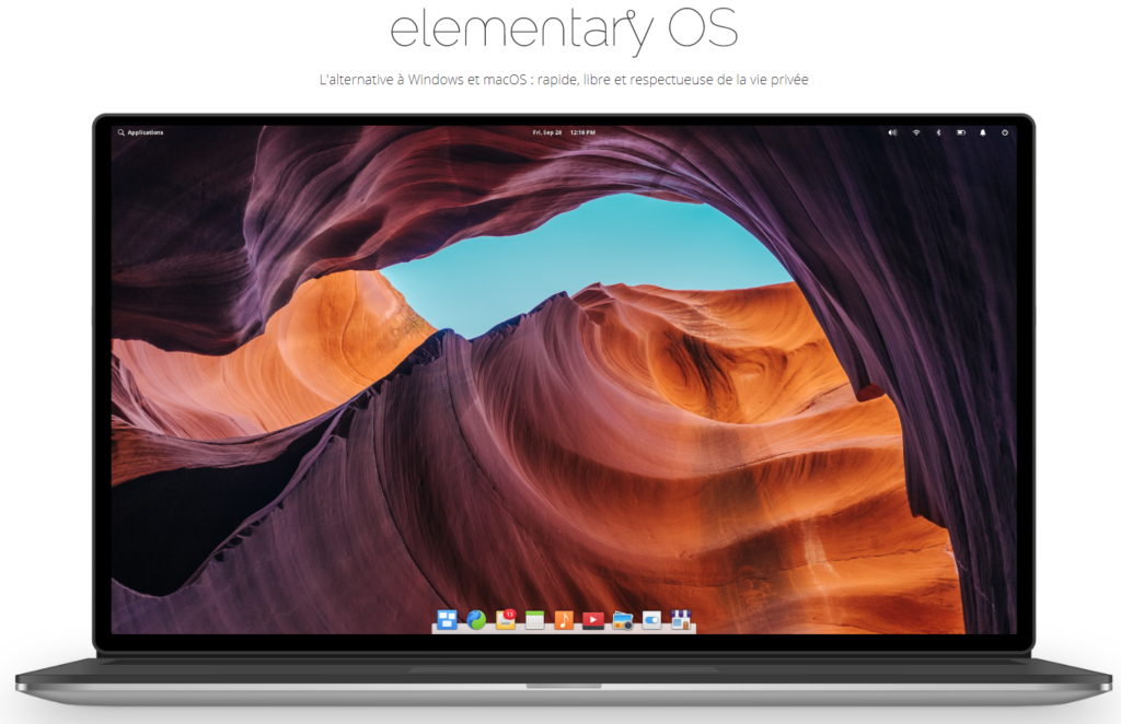 elementary os 1024x662 - Elementary OS : macOS dans une distribution Linux