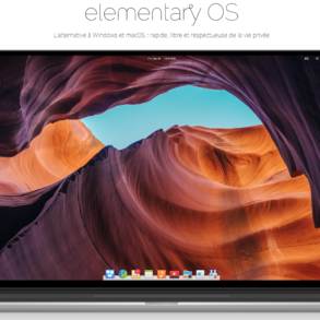 elementary os 293x293 - Elementary OS : macOS dans une distribution Linux