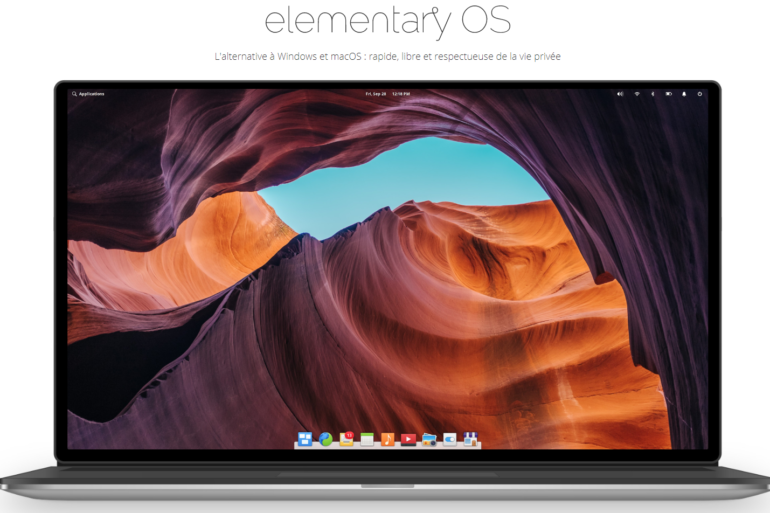 elementary os 770x513 - Elementary OS : macOS dans une distribution Linux