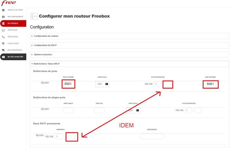 freebox - Synology - Comment accéder à son NAS depuis l'extérieur ?