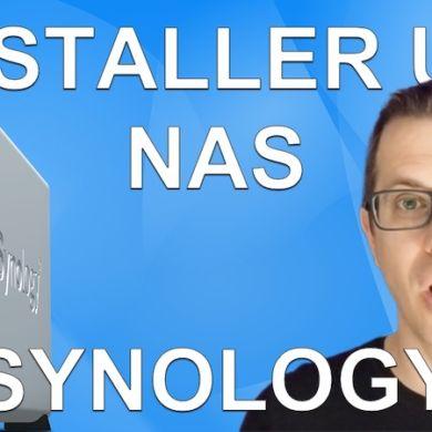 installer 390x390 - Installer un NAS Synology : Premiers pas