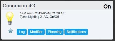 Domoticz ping 11 - Domoticz - Surveillez un équipement réseau (Ping)