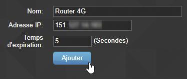 Domoticz ping 6 - Domoticz - Surveillez un équipement réseau (Ping)