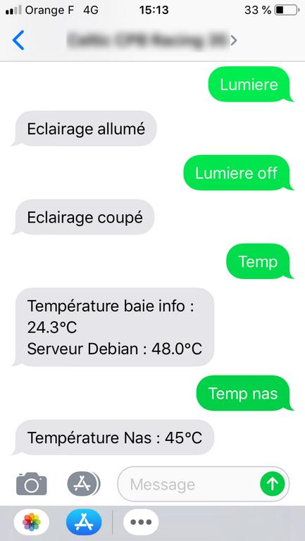 Domoticz sms 13 - Domoticz - Pilotez votre serveur par SMS
