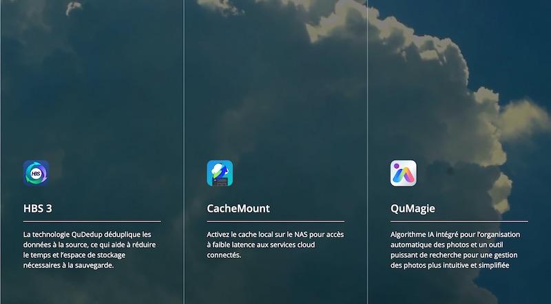 HBS3 CacheMount QuMagie - QNAP QTS 4.4.1 est disponible en Bêta... mais pas pour tous les NAS