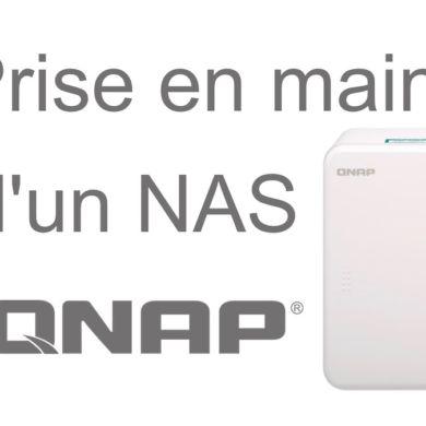 prise main qnap 390x390 - Prise en main d'un NAS QNAP