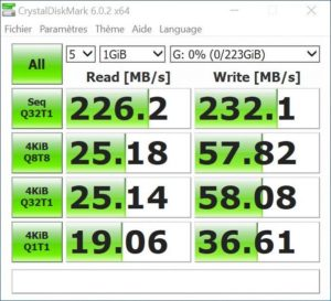 CrystalMark Ironwolf 110 300x273 - Test SSD Seagate IronWolf 110