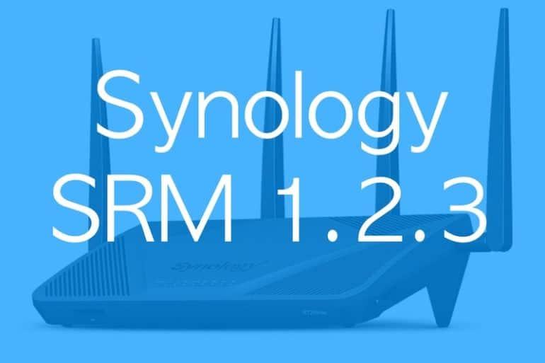 Synology SRM 123 770x513 - Synology SRM 1.2.3 est disponible pour tous
