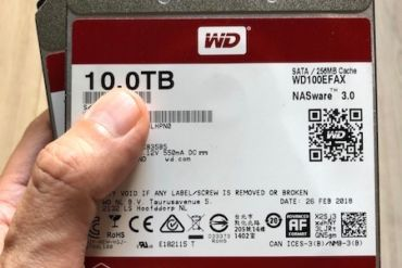 WD RED 10To 370x247 - Test WD Red 10 To (disque NAS)