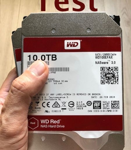 WD RED 10To 450x513 - Test WD Red 10 To (disque NAS)