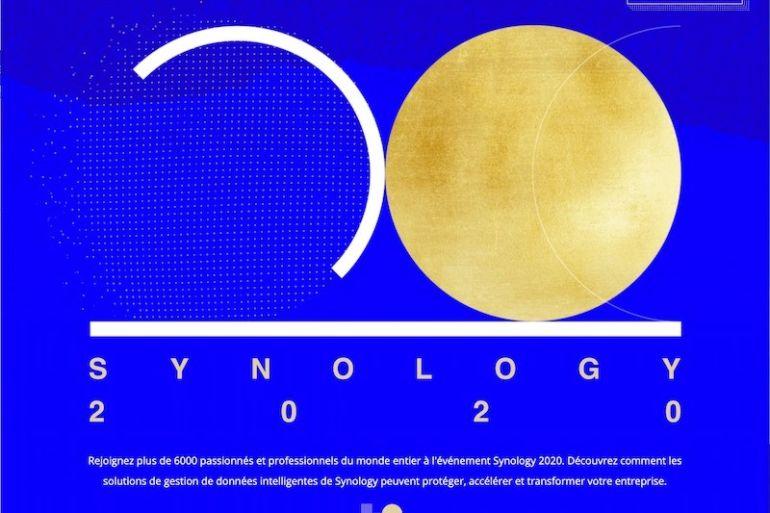 synology 2020 770x513 - Synology 2020 : réservez votre 24 septembre