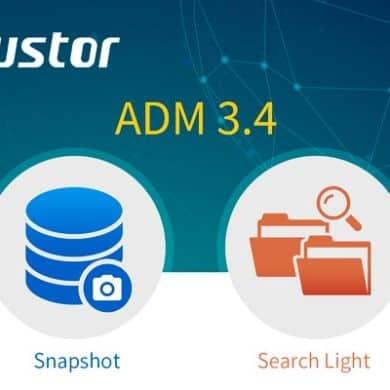 ADM 34 390x390 - Asustor ADM 3.4 et 3.4.1 sont disponibles...
