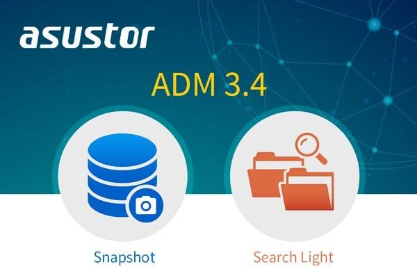 ADM 34 - Asustor ADM 3.4 et 3.4.1 sont disponibles...