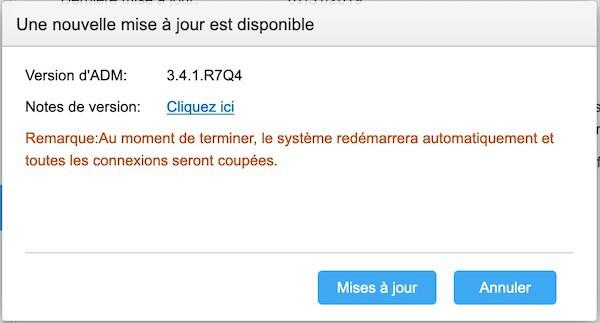 ADM 34 R7Q4 - Asustor ADM 3.4 et 3.4.1 sont disponibles...