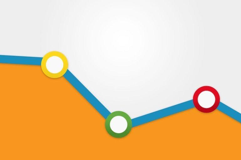 google analytics 770x513 - Moteur de recherche : Google chute encore