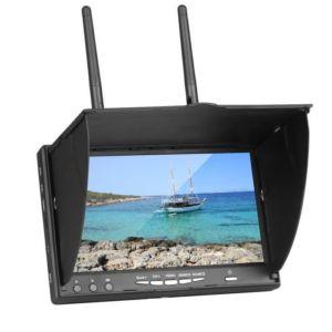 monitor 7 moniteur lcd couleur video ecran f 300x300 - Tout savoir sur les drones (Partie 2)