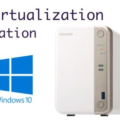 qnap virtualization 390x390 - Virtualisation avec un NAS QNAP