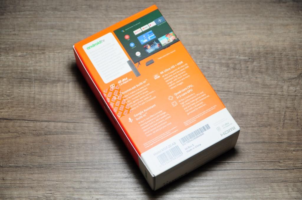 xiaomi mibox s 3 - Xiaomi Mi Box S : J'ai craqué