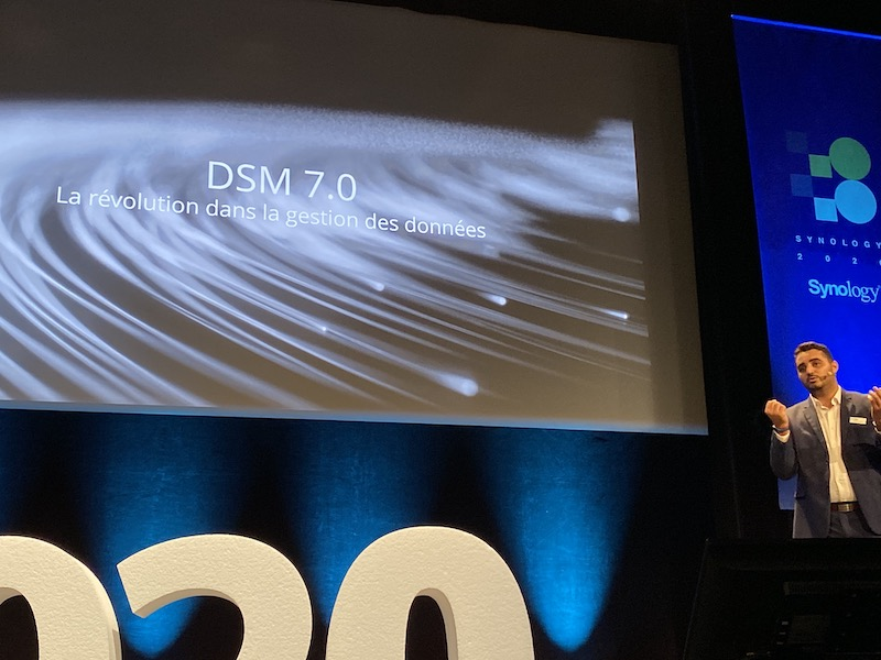 DSM70 revolution - Synology 2020 : DSM 7.0, Hybrid Share, Active Insight, Photos... et des nouveaux NAS