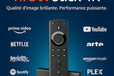 Fire TV Stick 4K 370x247 - Amazon Fire TV Stick 4K est (enfin) disponible... avec une télécommande Alexa