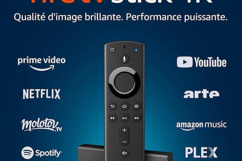 Fire TV Stick 4K 770x513 - Amazon Fire TV Stick 4K est (enfin) disponible... avec une télécommande Alexa