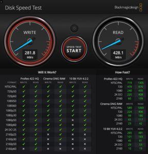 RAID0 USC2 288x300 - Test du QNAP TR-002